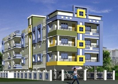 Gallery Cover Image of 572 Sq.ft 2 BHK Apartment for buy in Beniapukur for 2441600