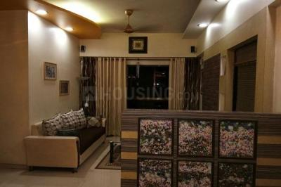 Gallery Cover Image of 1000 Sq.ft 2 BHK Apartment for rent in Thane West for 37000