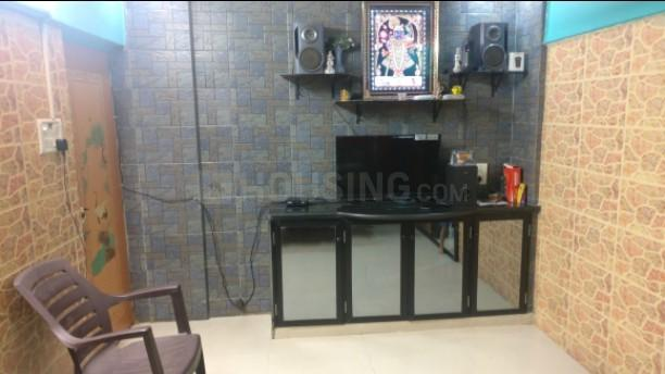 Living Room Image of 425 Sq.ft 1 BHK Independent House for buy in Mira Road East for 4799950