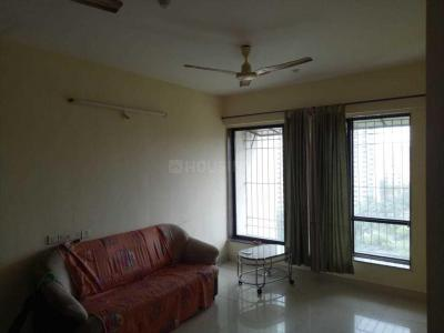 Gallery Cover Image of 650 Sq.ft 1 BHK Apartment for rent in Kanjurmarg East for 23000