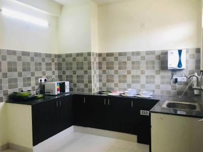 Kitchen Image of Zolo Landchester in Sholinganallur