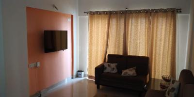 Gallery Cover Image of 650 Sq.ft 1 BHK Apartment for rent in kumar Aangan, Yerawada for 15000