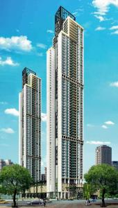 Gallery Cover Image of 1291 Sq.ft 2 BHK Apartment for buy in Parel for 40040000