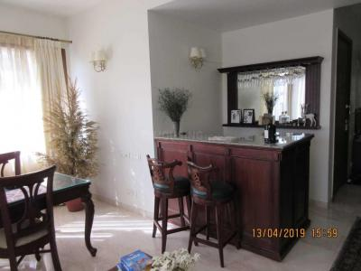 Gallery Cover Image of 2750 Sq.ft 3 BHK Independent Floor for rent in Safdarjung Development Area for 200000