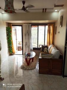Gallery Cover Image of 650 Sq.ft 1 BHK Apartment for buy in Krishna kamal, Nerul for 8500000