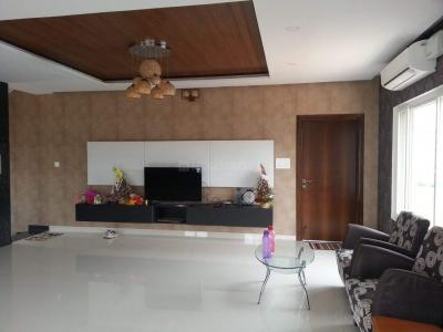 Gallery Cover Image of 2600 Sq.ft 3 BHK Apartment for rent in SNN Clermont, Nagavara for 75000