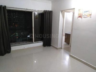 Gallery Cover Image of 610 Sq.ft 1 BHK Apartment for rent in Mantri Serene, Goregaon East for 24000