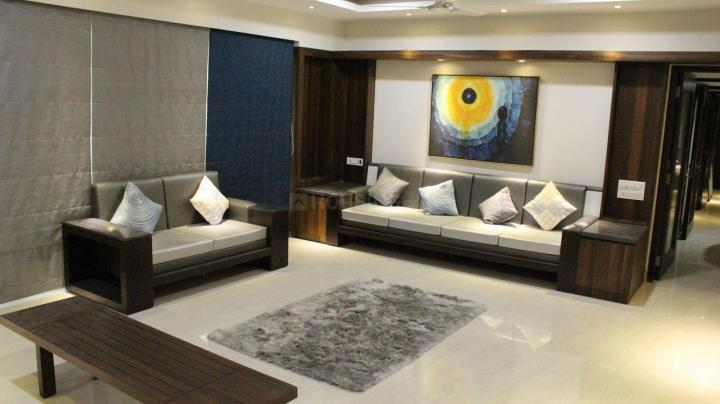 Living Room Image of 1350 Sq.ft 2 BHK Apartment for rent in Kharghar for 28000