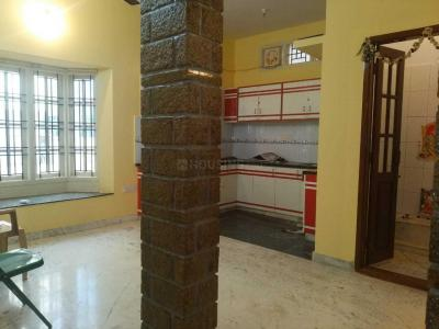 Gallery Cover Image of 1400 Sq.ft 3 BHK Independent Floor for rent in Hebbal Kempapura for 32000