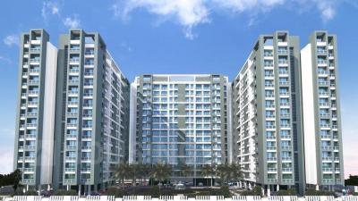 Gallery Cover Image of 613 Sq.ft 1 BHK Apartment for buy in Thane West for 6947000