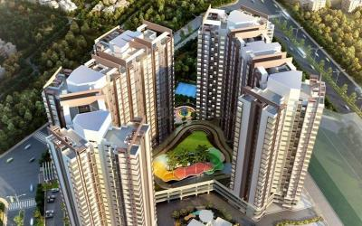 Gallery Cover Image of 1020 Sq.ft 2 BHK Apartment for buy in Wakad for 6300000