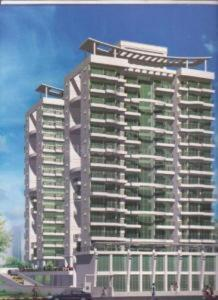 Gallery Cover Image of 1130 Sq.ft 2 BHK Apartment for buy in Crescent Heights, Kharghar for 8000000