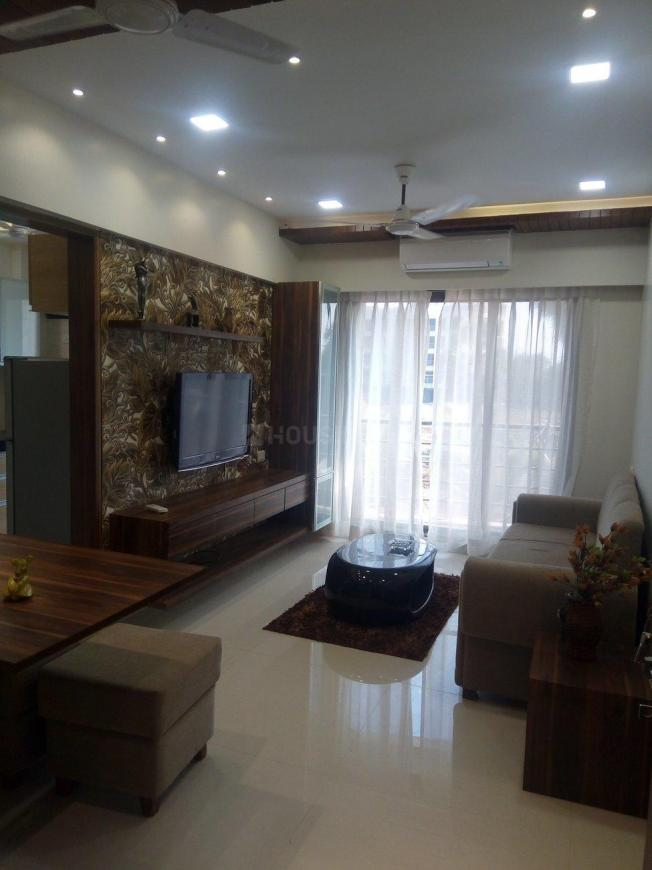 Living Room Image of 880 Sq.ft 2 BHK Apartment for buy in Tembhode for 3124000