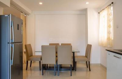 Dining Room Image of Golf Edge Residences,t1-2404 in Gachibowli