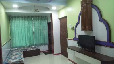 Gallery Cover Image of 910 Sq.ft 2 BHK Apartment for rent in Kopar Khairane for 33000