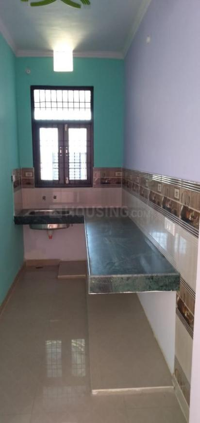 Kitchen Image of 900 Sq.ft 2 BHK Independent House for buy in Gomti Nagar for 4700000