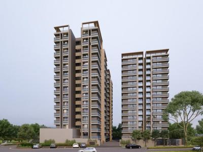 Gallery Cover Image of 1550 Sq.ft 3 BHK Apartment for buy in Shilaj for 6000000