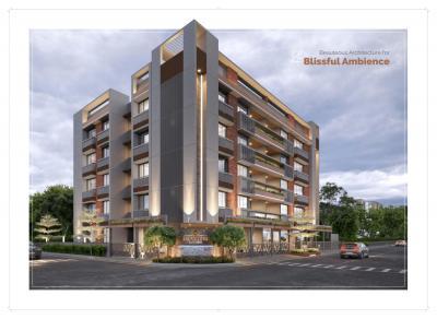 Gallery Cover Image of 1980 Sq.ft 3 BHK Apartment for buy in Nishtha Devsiddhi Lavish, Navrangpura for 12900000