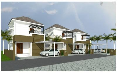 Gallery Cover Image of 997 Sq.ft 3 BHK Villa for buy in Kalepully for 3990000