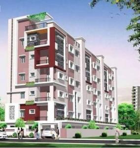 Gallery Cover Image of 2350 Sq.ft 3 BHK Apartment for buy in Poranki for 11000000