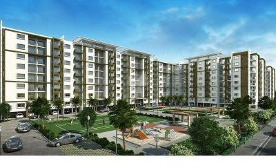 Gallery Cover Image of 1350 Sq.ft 2 BHK Apartment for rent in Kannamangala for 20000