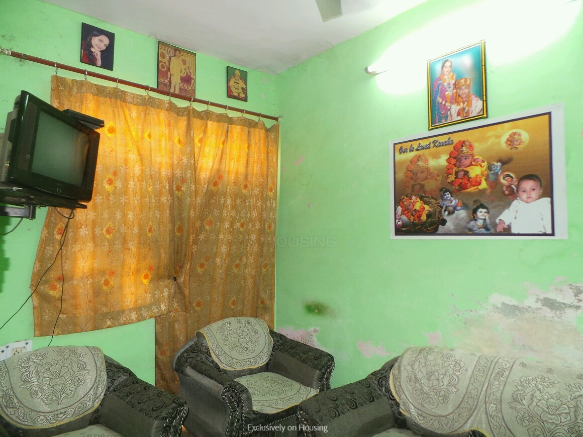 Bedroom Two Image of 450 Sq.ft 3 RK Independent House for buy in Sector 52 for 2200000