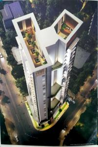 Gallery Cover Image of 897 Sq.ft 3 BHK Apartment for buy in Pavan Sheth Park Residency, Borivali East for 19600000
