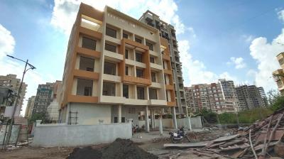 Gallery Cover Image of 600 Sq.ft 1 BHK Apartment for buy in Vishal Bhakti Darshan, Ulwe for 4000000