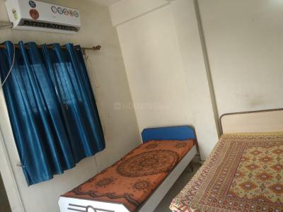 Bedroom Image of Jalaram Paying Guest in Vastrapur