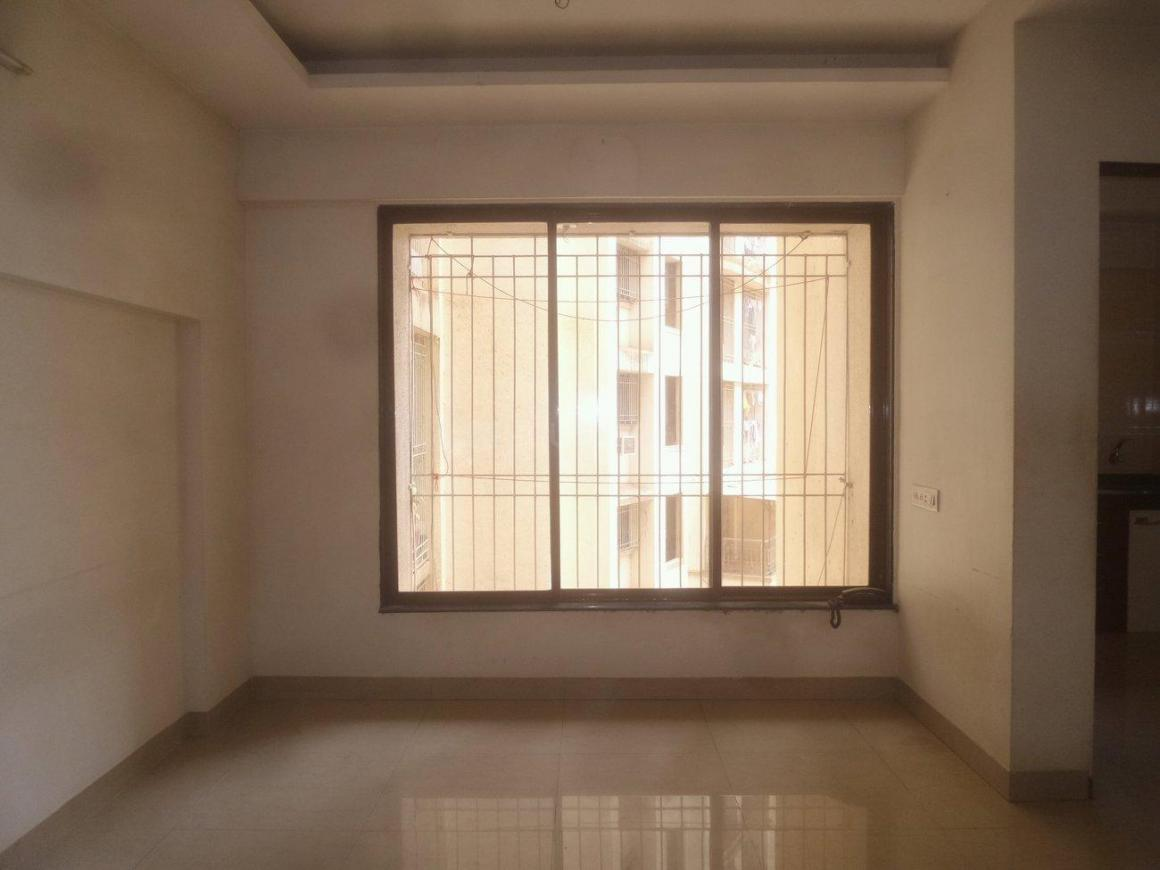 Living Room Image of 690 Sq.ft 1 BHK Apartment for rent in Kharadi for 16000
