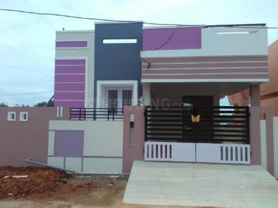 Gallery Cover Image of 800 Sq.ft 2 BHK Independent House for buy in Walajabad for 2880000