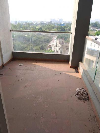 Bedroom Image of 890 Sq.ft 2 BHK Apartment for rent in Wagholi for 11000