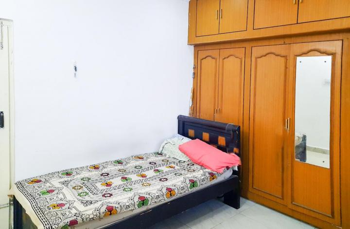Bedroom Image of 2061 Sq.ft 4 BHK Apartment for rent in Jubilee Hills for 45000
