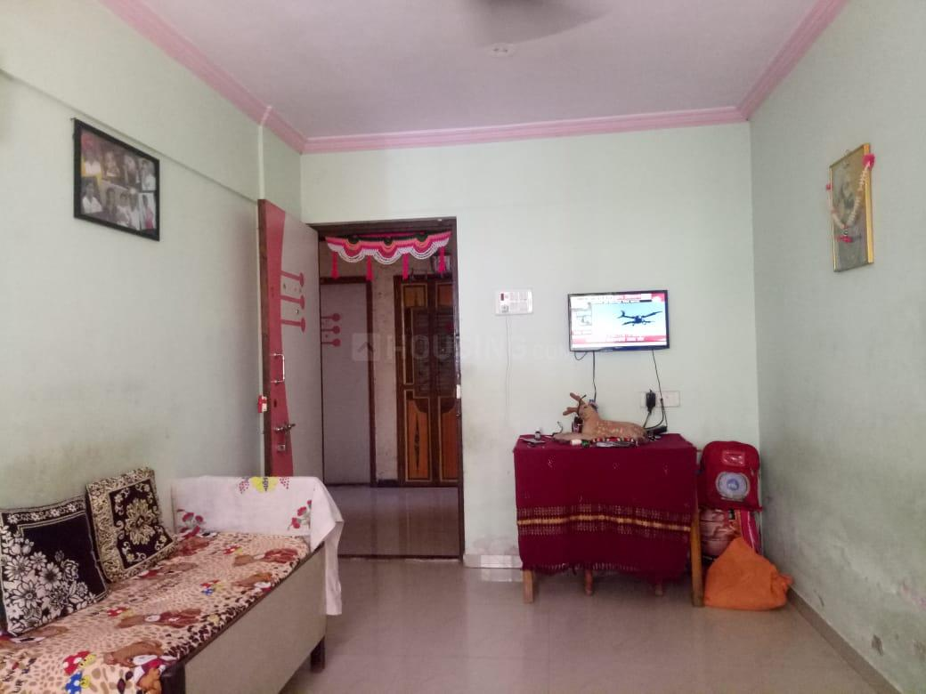 Living Room Image of 600 Sq.ft 1 BHK Apartment for rent in Badlapur West for 4500