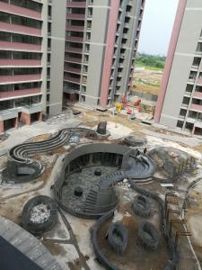 Gallery Cover Image of 1530 Sq.ft 3 BHK Apartment for rent in Near Nirma University On SG Highway for 17000