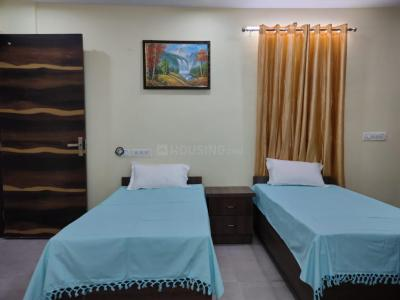 Bedroom Image of Cmr Paying Guest House in South Extension I