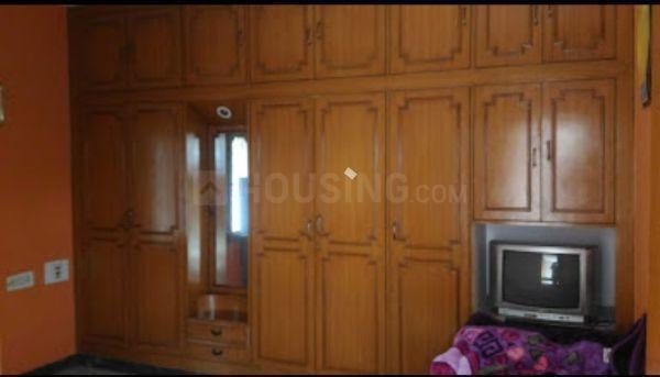 Bedroom Image of 350 Sq.ft 1 RK Independent Floor for rent in Halasahalli for 12000
