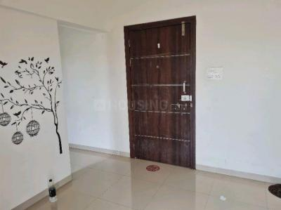 Gallery Cover Image of 609 Sq.ft 1 BHK Apartment for rent in SR Anand Residency A B C, Dhanori for 16000