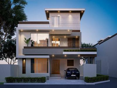 Gallery Cover Image of 2300 Sq.ft 4 BHK Independent House for buy in Badripur for 6670000