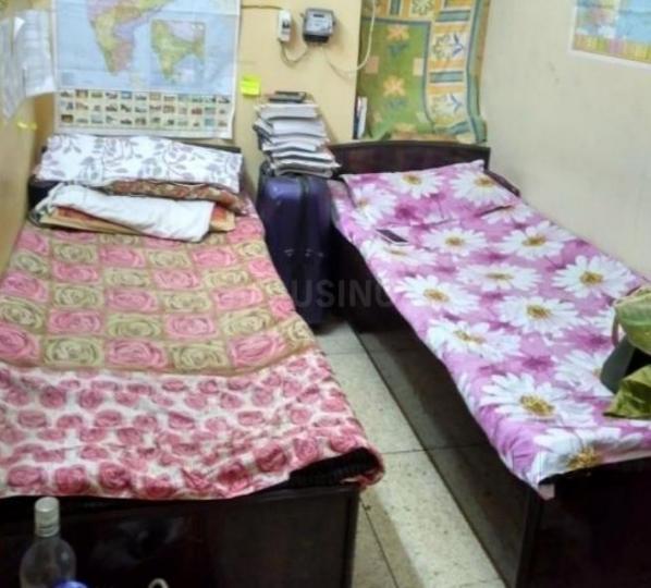 Bedroom Image of Sarika PG Accommodation in Patel Nagar