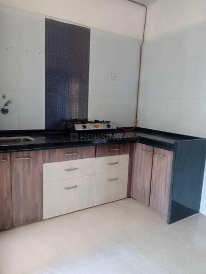 Kitchen Image of 590 Sq.ft 1 BHK Apartment for buy in Amolik Residency Apartment, Sector 86 for 1325000