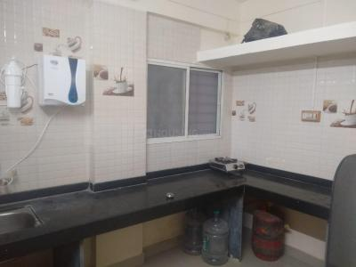 Gallery Cover Image of 700 Sq.ft 1 BHK Independent Floor for rent in Ghorpadi for 13000