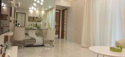 Living Room Image of 1050 Sq.ft 2 BHK Apartment for buy in VTP Hi Life Phase 3, Wakad for 6500000