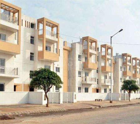 Building Image of 1400 Sq.ft 3 BHK Independent Floor for rent in BPTP Park Elite Floors, Sector 85 for 12500