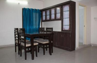 Dining Room Image of Swapna Residency Flat No 301 in Begumpet