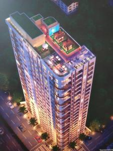 Gallery Cover Image of 1205 Sq.ft 2 BHK Apartment for buy in Goregaon West for 22000000