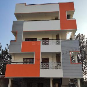 Gallery Cover Image of 1000 Sq.ft 2 BHK Independent Floor for rent in Byrathi for 15000