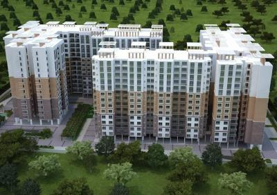Gallery Cover Image of 1300 Sq.ft 2 BHK Apartment for buy in Kolte Patil Raaga, Kannuru for 6500000