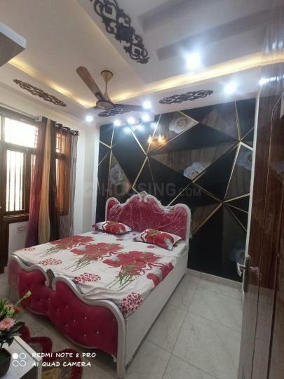 उत्तम नगर  में 2600000  खरीदें  के लिए 2600000 Sq.ft 2 BHK इंडिपेंडेंट फ्लोर  के बेडरूम  की तस्वीर