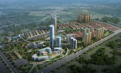Gallery Cover Image of 689 Sq.ft 2 BHK Apartment for buy in Lodha Upper Thane, Bhiwandi for 7500000